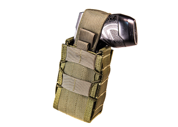 High Speed Gear Taser Taco Pouch Olive Drab 11SG00OD