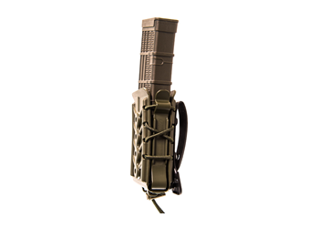 High Speed Gear Polymer Rifle Taco Pouch Olive Drab 16TA00OD