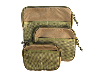 High Speed Gear Family Of Mesh Utility Pouches Olive Drab