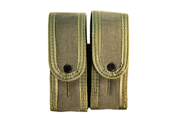 High Speed Gear Duty Double Pistol Taco Olive Drab 41PTC2OD