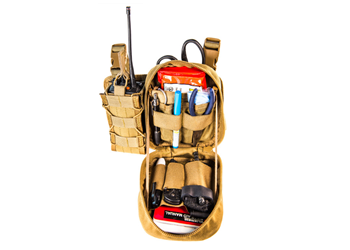 High Speed Gear First Responder Combo Coyote 98FRC0CB