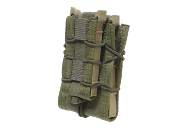 High Speed Gear Double Decker Taco Pouch Olive Drab 11DD00OD 13DD00OD