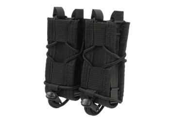 High Speed Gear Double Pistol Taco Pouch Black 11PT02BK 13PT02BK