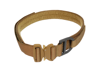 "High Speed Gear Cobra 1.75"" Riggers Belt W/ Interior Velcro Coyote Brown"