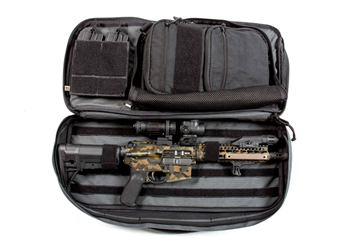 Haley Strategic Incog Subgun Rifle Bag INCOG-SUB-GREY