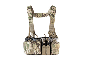 Haley Strategic D3CR-H Heavy Chest Rig Multicam