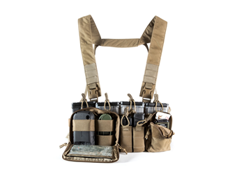 Haley Strategic D3CR-H Heavy Chest Rig Coyote