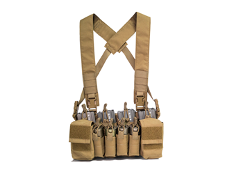 Haley Strategic D3CRX Chest Rig Coyote D3CRX-COY