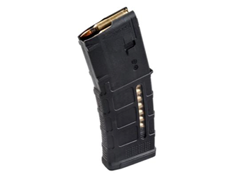 PMAG 30 AR/M4 GEN M3 Window Magazine Black MAG556-BLK