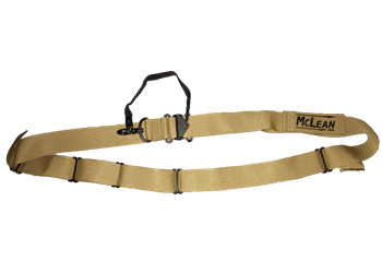 McLean Corp HD1 Rifle Sling HD1-DESERT