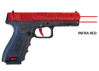 NLT SIRT Model 110 IR Training Pistols