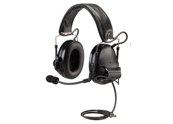 Peltor ComTac III ACH Headset Black Single Comm MT17H682FB-47 SV