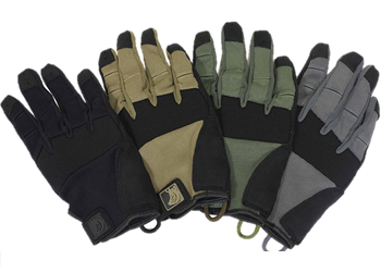 Patrol Incident Gear PIG Alpha Gloves Black Coyote Ranger Green Carbon Grey PIG.700