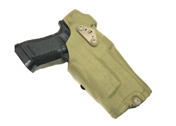 Safariland 6354DO ALS Tactical Holster For Red Dot Optic Khaki