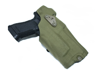 Safariland 6354DO ALS Tactical Holster For Red Dot Optic Ranger Green