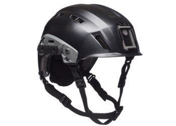 Team Wendy EXFIL Search And Rescue Tactical Helmet Black 81R-BK