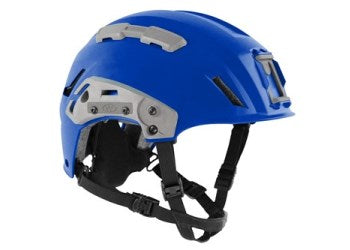 Team Wendy EXFIL Search And Rescue Tactical Helmet Blue 81R-BL