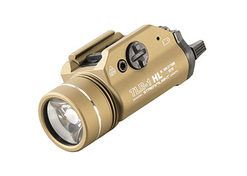 Streamlight TLR-1 HL Weapon Light Flat Dark Earth 69266
