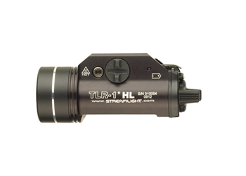 Streamlight TLR-1 HL Weapon Light Black 69260