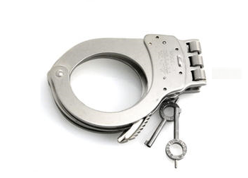 Smith & Wesson Model 300 Hinged Handcuffs 350096
