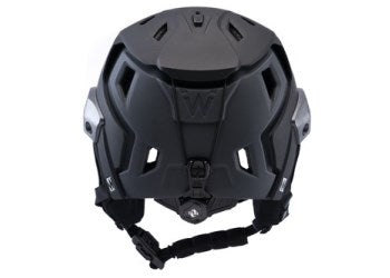 Team Wendy M-216 Ski Search And Rescue Helmet Black / Grey