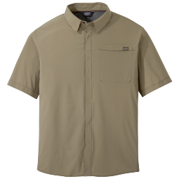 Outdoor Research Astroman S/S Sun Shirt 242849 Cafe