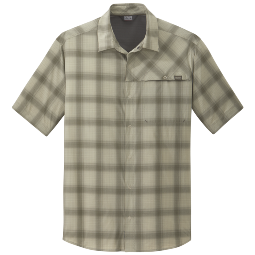 Outdoor Research Astroman S/S Sun Shirt 242849 Cairn Plaid