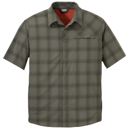 Outdoor Research Astroman S/S Sun Shirt 242849 Fatigue