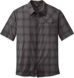 Outdoor Research Astroman S/S Sun Shirt 242849 Pewter/Charcoal
