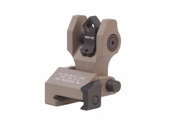 Troy Industries Dioptic Folding Rear Sight SSIG-DOA-RFFT-00