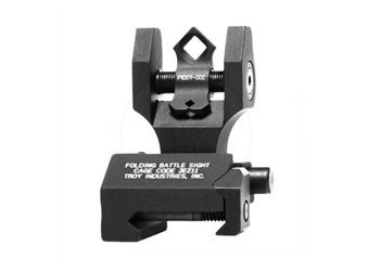 Troy Industries Dioptic Folding Rear Sight SSIG-DOA-RFBT-00