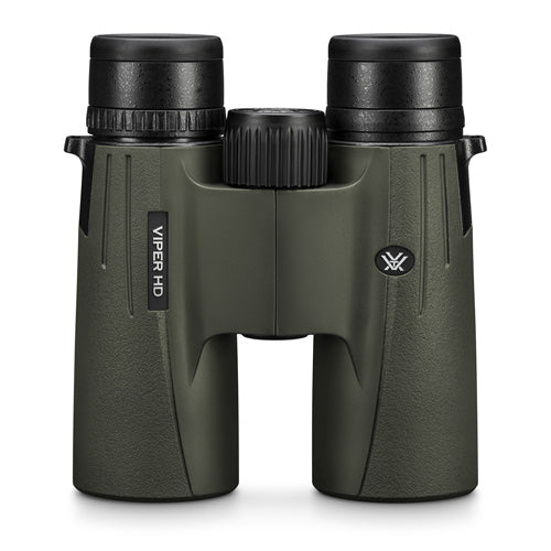 Vortex Optics Viper HD Full/Mid Size Roof Prism Binoculars 10x42 V201 18x42 V200