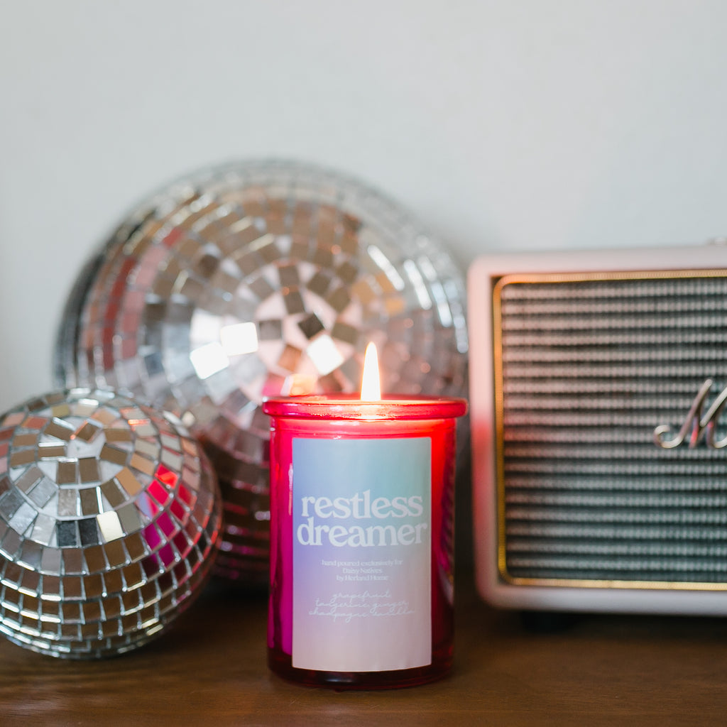Restless Dreamer Candle