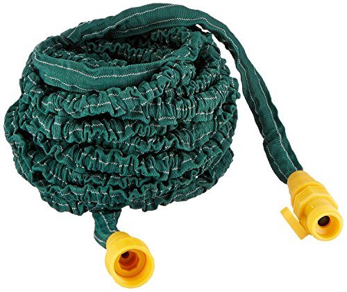Pocket Hose Ultra 50ft Expandable Garden Hose Amber Tip