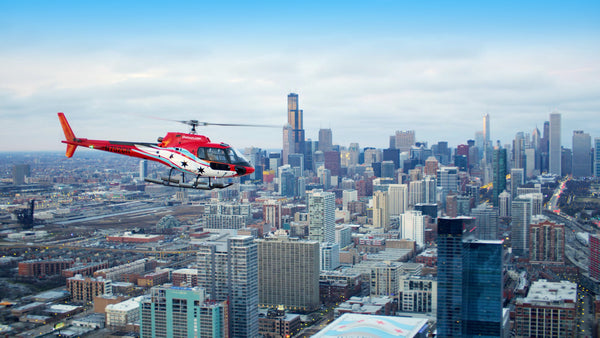 Copy of *Chicago Day or Night Helicopter Tour Gift Certificate!