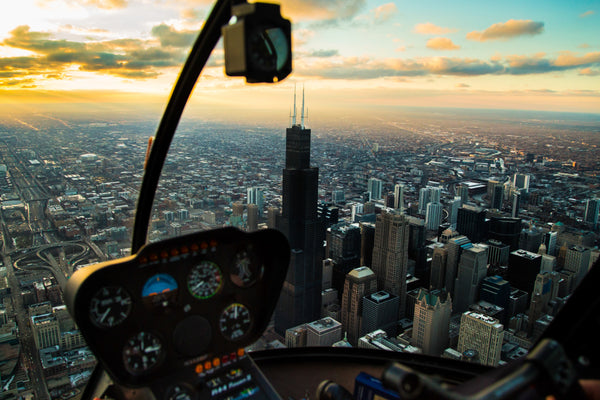 Helicopter Tours only $125