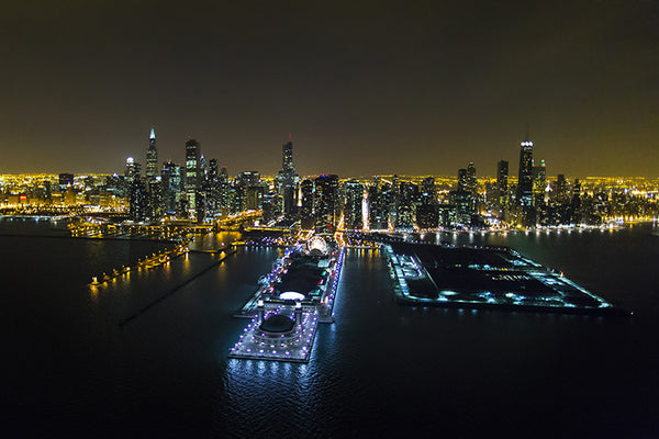 *Night / Twilight Helicopter Tour for 1 Person