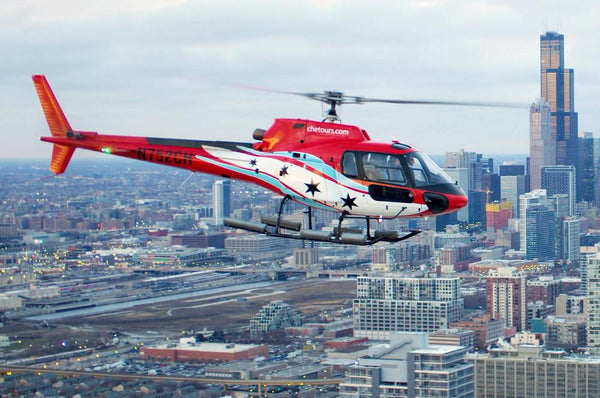 Mother's Day Chicago Helicopter Tour Gift Card