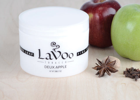 Lavoo Tobacco Deux Apple