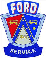 Ford Metal Signs