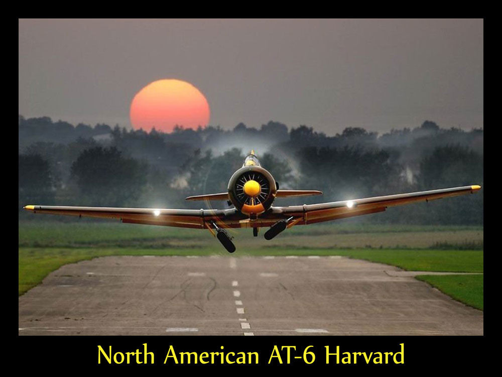 North American AT-6 Harvard