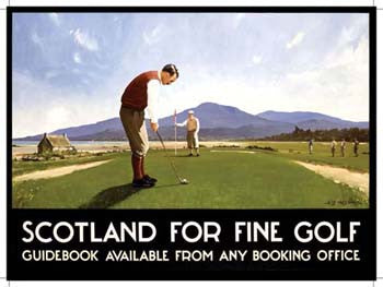 Scotland For Fine Golf