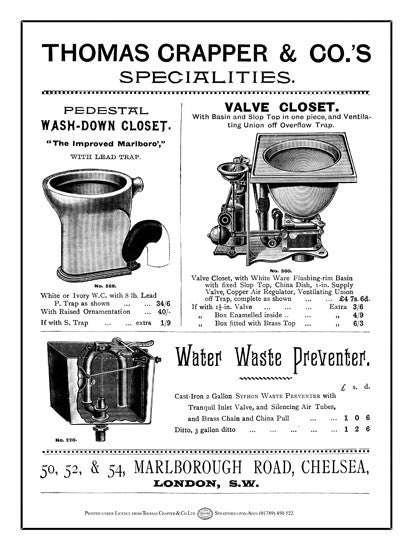 Thomas Crapper & Co.