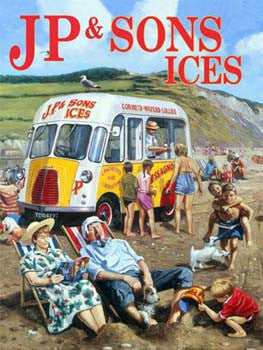 JP & Sons Ices