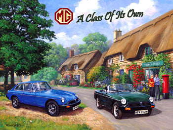 MG-Class of Its Own