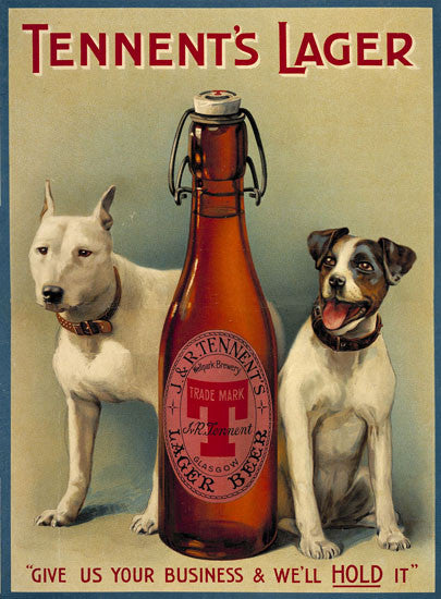Tennent's Lager (dogs)