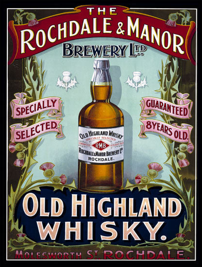 Rochdale & Manor Whisky
