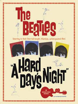 Beatles- A Hard Day's Night
