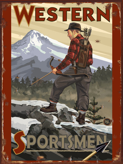 Western Sportsmen-Bow Hunter