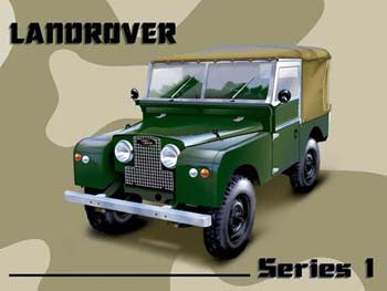 Landrover-Series 1